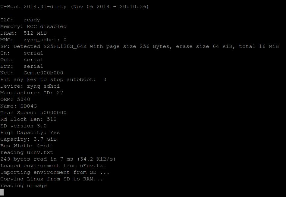 Zynq Linux(11)
