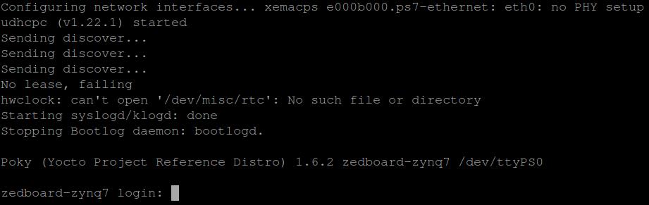 Zynq Linux(12)